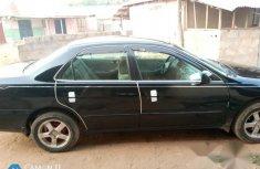 Honda Accord 2002 Black for sale