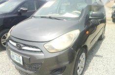 Hyundai i10 2010 Gray for sale