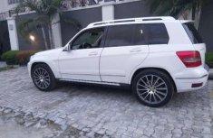 Mercedes-Benz GLK-Class 2011 350 4MATIC White for sale