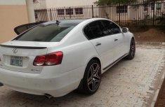 Lexus GS 350 2010 White for sale