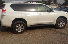 Toyota Land Cruiser Prado 2013 White for sale