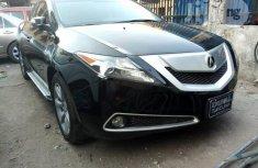 Acura ZDX 2012 Black for sale