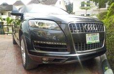 Audi Q7 3.0T Premium quattro 2011 Black for sale