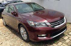 Almost brand new Honda Accord 2013 for sale