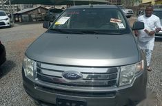 Ford Edge SE 4dr (3.5L 6cyl 6A) 2008 Gray for sale