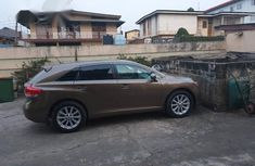 Toyota Venza 2010 AWD Brown for sale
