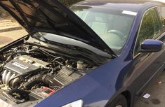 Honda Accord 2006 Coupe EX Blue for sale