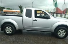 Nissan Frontier King Cab 2006 Silver for sale
