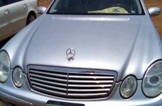 Mercedes-Benz E350 2006 Silver for sale