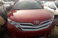 Toyota Venza 2009 Red for sale