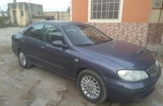 Nissan Sunny 2004 Purple  for sale