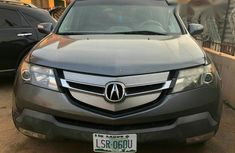 Acura MDX 2009 Gray for sale