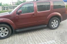 Nissan Pathfinder 2009 LE Red for sale
