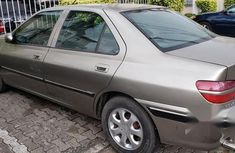 Peugeot 406 2004 Gold for sale