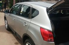 Tokunbo Neat Nissan Qashqai 2008 Silver for sale