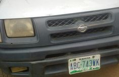 Nissan Xterra 1998 Silver for sale