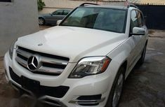 Mercedes-Benz GLK-Class 2015 White for sale