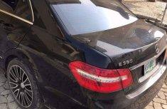 Mercedes-Benz E350 2010 Black for sale
