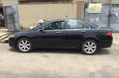Acura TSX 2004 Automatic Black for sale