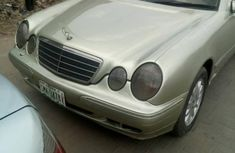 Mercedes-Benz E240 2002 Gold for sale
