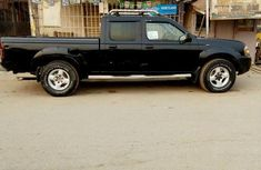 Nissan Frontier 2003 Black for sale