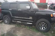 Hummer H3 2006 Black for sale