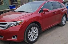 Toyota Venza 2014 Red for sale