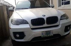 BMW X6 2015 White for sale