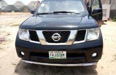 Nissan Pathfinder 2005 SE Black for sale