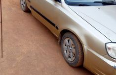 Hyundai Accent 2002 Gold for sale