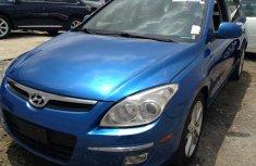 Hyundai Elantra 2009 Petrol Automatic Blue for sale