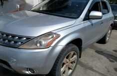 Nissan Murano 2006 Silver for sale