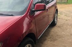 Ford Model 2017 Red for sale