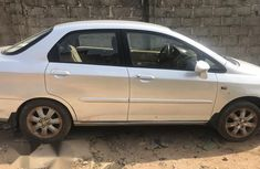 Honda City 2007 Silver for sale