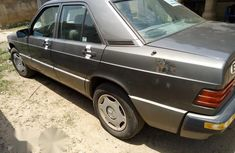 Mercedes-Benz 190E 1997 Gold for sale