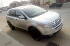 Ford Edge 2009 Silver for sale