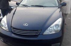 Lexus ES 2004 Blue for sale