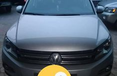 Volkswagen Tiguan 2012 1.4 TSI 4Motion Gray for sale