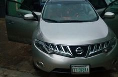 Nissan Murano 2009 SL 4WD Gray for sale