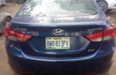 Hyundai Elantra 2012 Blue for sale