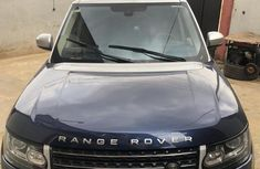 Land Rover Range Rover Vogue 2014 Blue for sale