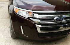 Ford Edge 2012 Red for sale