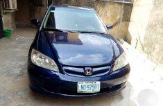 Honda Civic 1.4i S 2004 Blue for sale