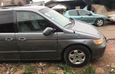 Honda Odyssey 2000 Gray for sale