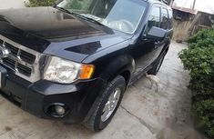 Archive: Ford Escape 2008 Black for sale