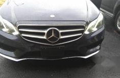 Mercedes-Benz E350 2015 Black for sale