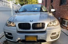 BMW X6 2013 Silver for sale