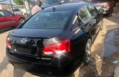 Lexus GS 2008 350 Black for sale