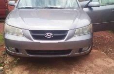 Hyundai Sonata 2008 gray for sale