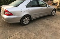 Mercedes-Benz C240 2005 Silver for sale